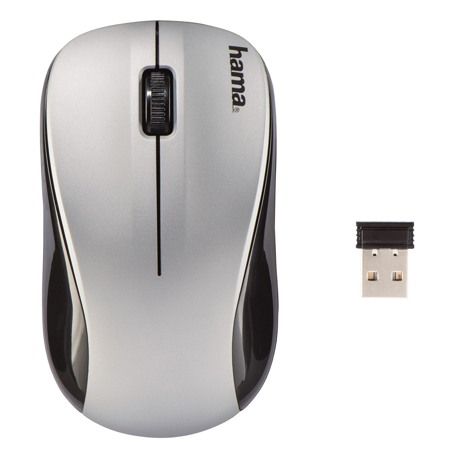 MOUSE OTTICO WIRELESS HAMA MAMYIA30545