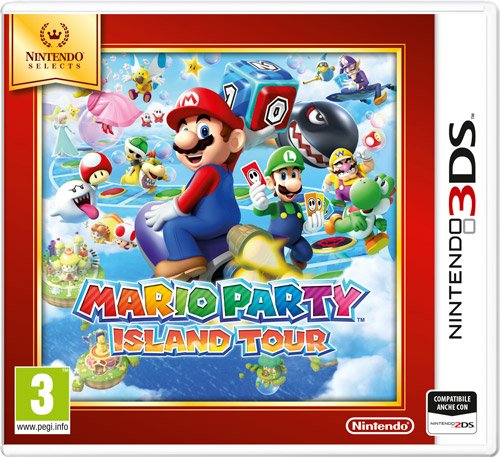 MARIO PARTY ISLAND TOUR SELECT (N3DS)