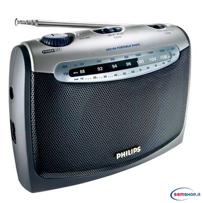 RADIO PORTATILE PHILIPS AE2160